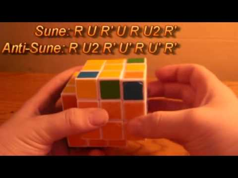 How to Solve the Fused Cube Part 3: OLL