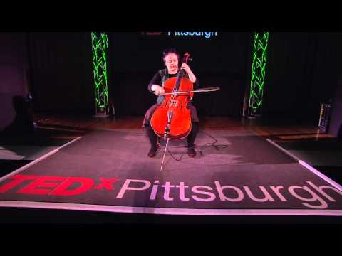 TEDxPittsburgh - Midge Crickett - Tragic Overdraft (Beer)