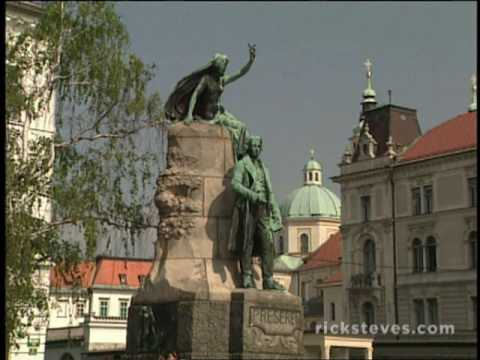 Ljubljana, Slovenia: Exploring the Capital
