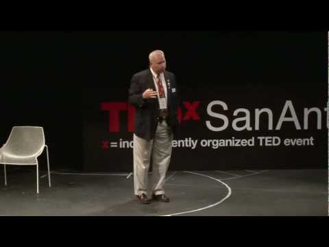 TEDxSanAntonio - Matthew Pirko - Cyber City USA-San Antonio's Invisible & Powerful Economic Weapon