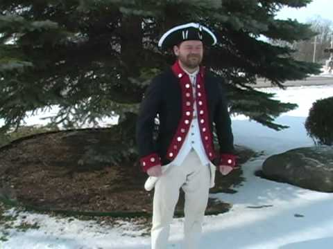 Revolutionary War Continental Coat