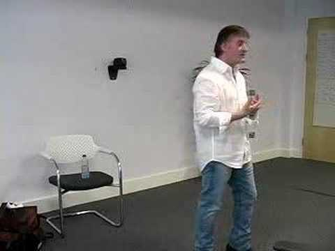 Authors@Google: John Connolly