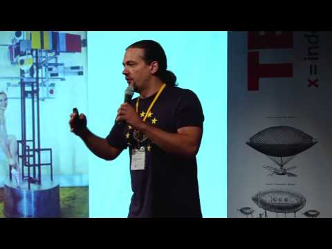 Science Art - Technological Adventure for Post-Humans: Dmitry Galkin at TEDxTomsk