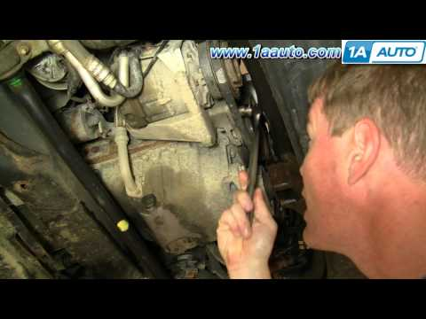 How To Maintain Tighten Noisy Squeeling AC Serpentine Belt VW Passat 1.8T
