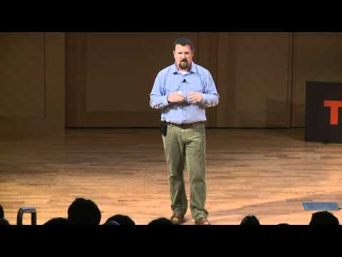TEDxGeorgetown - Trei Brundrett - The Hunger for the Agile Media