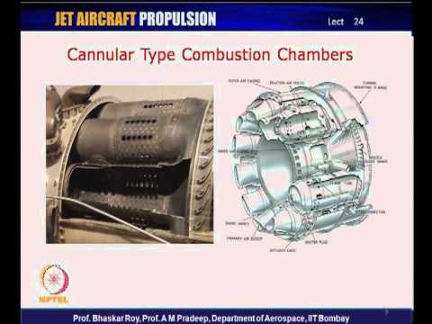 Mod-01 Lec-24 Types of combustion chambers: mechanism & parameters