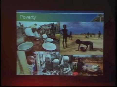 War, Poverty and Radio Astronomy: Justin Jonas at TEDxRhodesU
