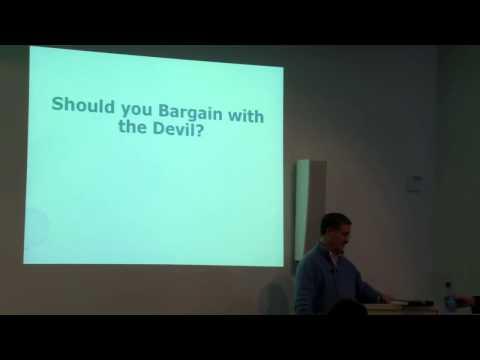 Authors@Google: Robert Mnookin