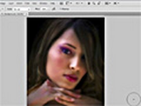 Portrait enhancement (skin & lighting) in Photoshop -Week 50