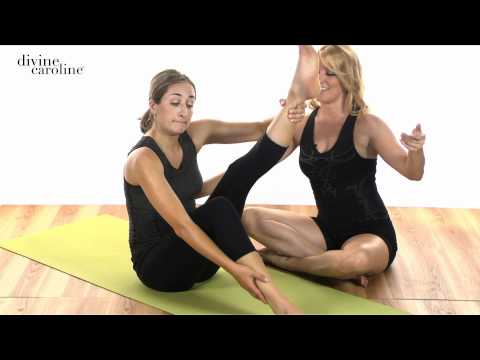 Essential Pilates for Beginners - Open Leg Rocker