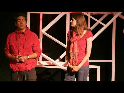 Introduction: Erik Molano and Mariana Prieto at TEDxArtCenterCollegeofDesign
