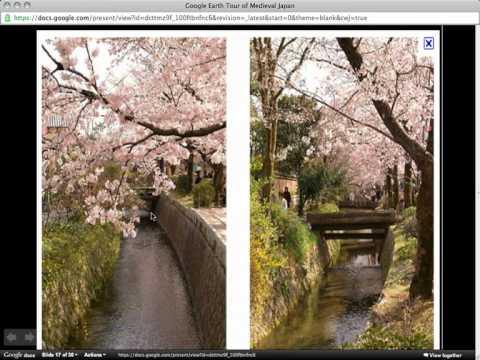 Tour of Medieval Japan