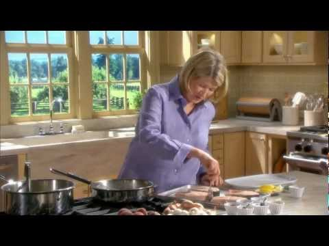 "Martha Stewart Talks about her PBS show ""Martha Stewart's Cooking School"" (Coming in Oct.)"