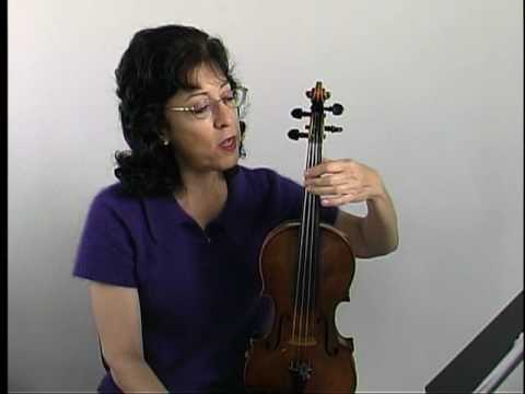 "Violin Lesson - Song Demo - ""Back in Black"""