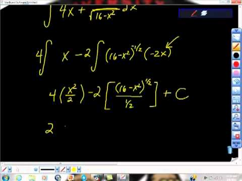 AP Calculus ab Solve the Differential Equation Simple