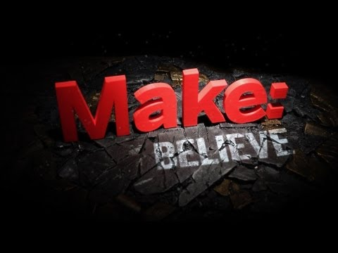 Make: Believe //  Sculpting Toys with Scott Hensey