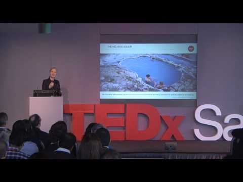 TEDxSalford - Anne Lise Kjaer - Multidimensional Thinking and Tomorrow's Women