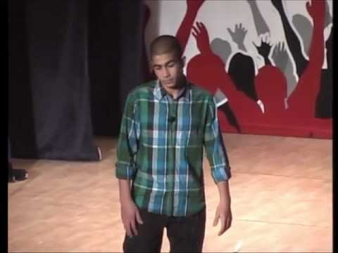 "TEDxYouth@TheNile - AbdelRahman Salah ""When I grow up, I want to be a little child"""