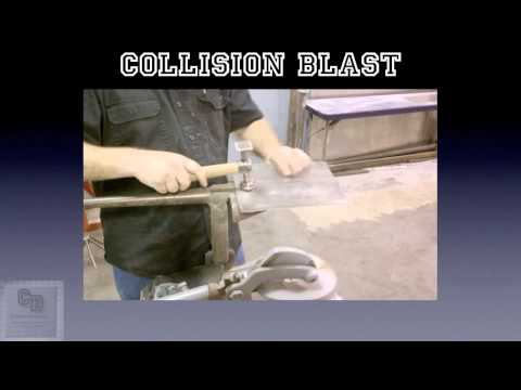 Metal Fabrication: How To Fabricate A Metal Patch To Repair A Rust Hole - Part 2