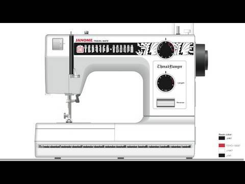 Threadbanger Sewing Machine Contest Announcement 2/4/2010