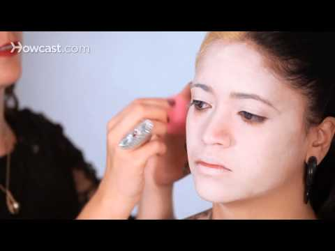 How to Do Day of the Dead Makeup, Pt. 1 | Special Effects Makeup Tutorial