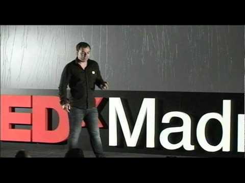 TEDxMadrid -  Xavier Vilalta - Fractals of knowledge