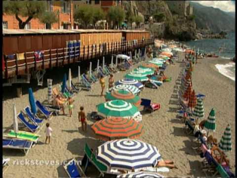Cinque Terre, Italy: Riomaggiore and Monterosso al Mare