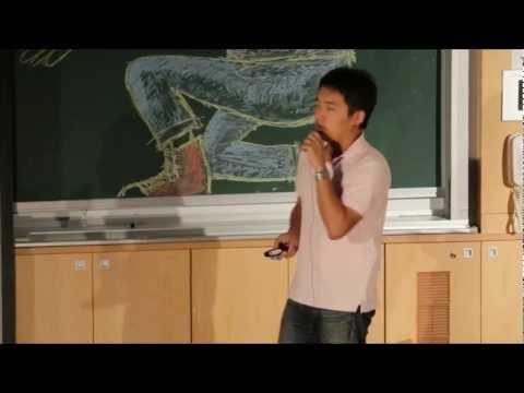 Kevin Chen(陳聖凱) at TEDxTaida