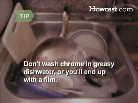 How To Clean Chrome