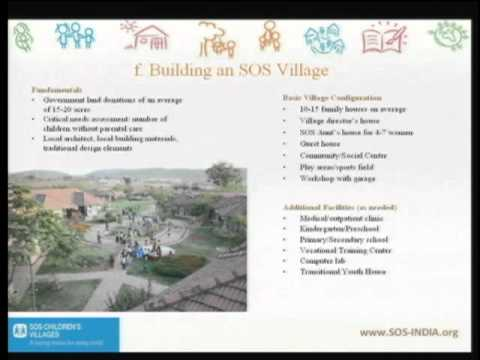 SOS Children's Villages - Homes for Abandoned and Orphaned Children
