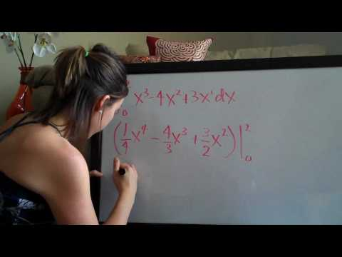 Definite Integral Example 4