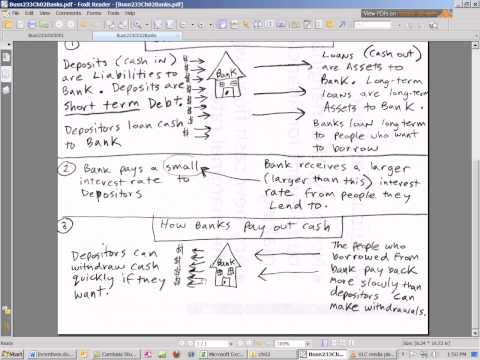 Excel Finance Class 13: Banks, Fundamental Problem With Banks, & The Big Short