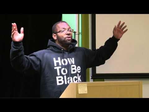 "Black Googler Network & @Google present: Baratunde Thurston, ""How to Be Black"""