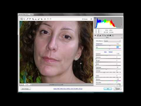 Photoshop: Lab and Camera Raw with a JPEG file   lynda.com
