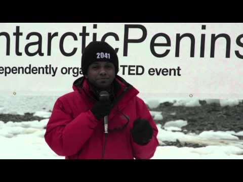 TEDxAntarcticPeninsula -- Mohamed Shinaz Saeed -- Maldives in a Better World