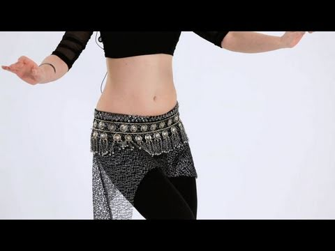 Belly Dance Moves: Hip Drops