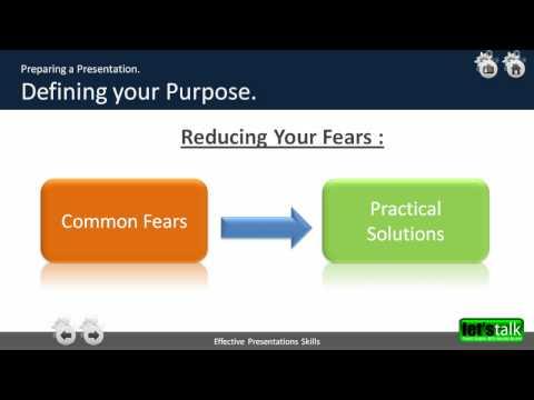 Effective Presentation Skills - www.letstalk.co.in