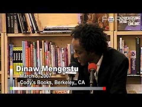 "Dinaw Mengestu - ""The Beautiful Things That Heaven Bears"""