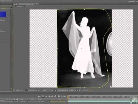 Adobe After Effects CS5.5 - Key Light - Green Screen Tutorial