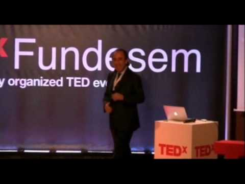 "TEDx Fundesem - Emilio Duró ""Optimism in Difficult Times"""