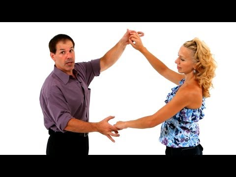How to Do the She He Turn | East Coast Swing | How to Swing Dance