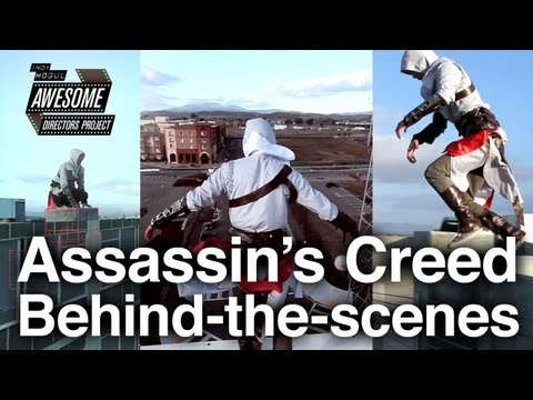 Awesome Directors Project : Building Jump (Assassin's Creed behind-the-scenes)
