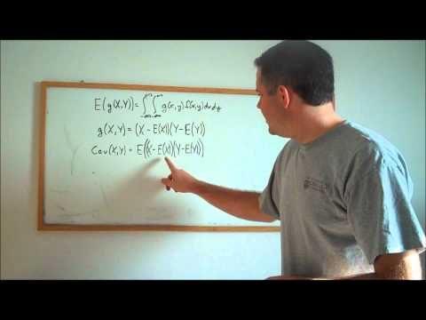 E1.6. Some Useful Properties of Covariance (Econometrics Math)