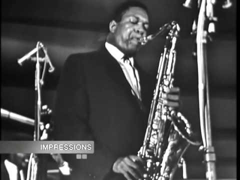 Rare Coltrane Video - Only Public Performance of A Love Supreme and Ascension
