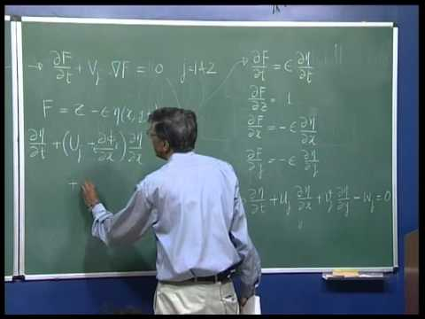 Mod-01 Lec-04 Instability and Transition of Fluid Flows