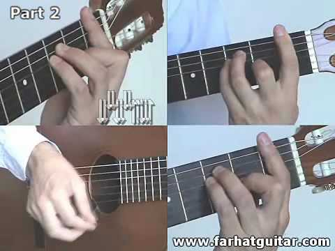 Hey Jude The Beatles Guitar www.FarhatGuitar.com