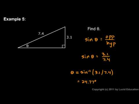 Algebra 2  11.07h - Examples 5 - 6