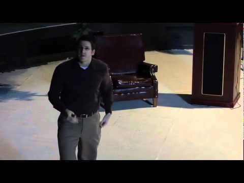 TEDxSetonHall - Kurt Rotthoff - How to Help others through Economics