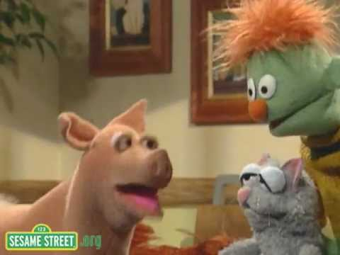Sesame Street: Pet at the Vet