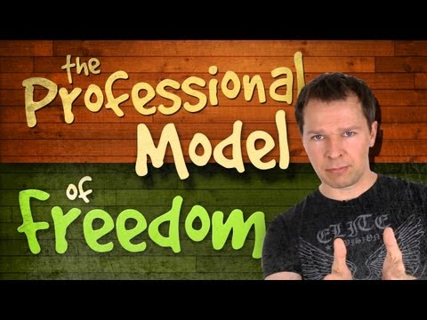 The Professional Model of Freedom: Less With More - Insights Into Freedom Part 9